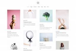Blog Simple