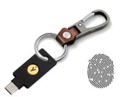 yubico biometric key
